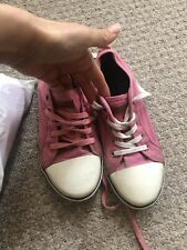 Women's Tommy Hilfiger Pink Casual Shoes Size 6