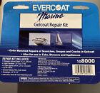 New Evercoat Fiberglass Resin Marine Gelcoat Repair Kit Boat Hull - 108000 New