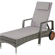Tumbonas de terraza y jardín grises | Compra online en eBay