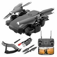 Foldable WIFI GPS FPV RC Quadcopter Drone 1080P HD Camera Selfie Drone VR Gift *