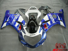Carrosserie carénage Fairing Injecté Pour Suzuki GSXR 600 750 K1 01-03 2002 H25