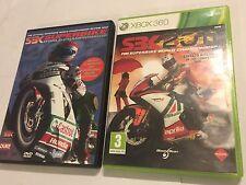 DVD + XBOX 360 GIOCO SBK 2011 FIM CAMPIONATO MONDIALE SUPERBIKE COMPLETO PAL + 2002
