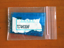 NOS Kenwood parts TC74HC00AF high speed CMOS 2-input NAND gate - pack of 10