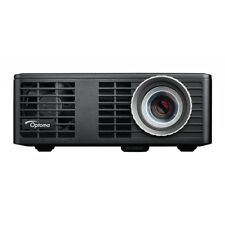 Optoma ML750e LED Projector Schwarz WXGA Beamer HDMI USB Kontrast 15.000:1