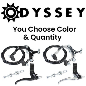 Odyssey 1999 BMX Brake Kit Side Pull w/ Right hand lever Cable housing fit ForR