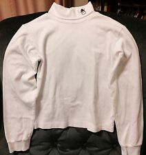 STRASBURG NEW BOYS GIRLS WHITE SNOWMAN SHIRT CHILDS SIZE SZ XL 12-14
