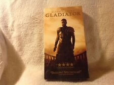 Gladiator (Vhs 2000) Russell Crowe Joaquin Phoenix Oliver Reed