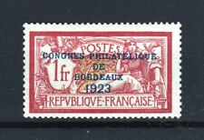 "FRANCE STAMP TIMBRE YVERT 182 "" CONGRES BORDEAUX MERSON 1923 "" NEUF xx LUXE R965"