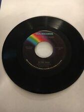 "ELTON JOHN ""ISLAND GIRL/Sugar On The Floor"" MCA 40461 (1975) 45rpm"