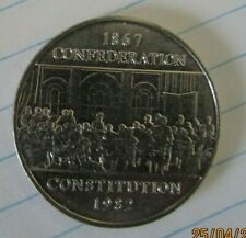 1982 One Dollar Coin- Constitution