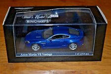 Minichamps 1/43 Aston Martin V8 Vantage Mint Condition; Limited Edition