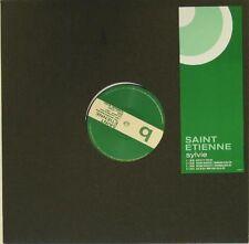 Saint Etienne - Sylvie Rare UK 4-Track Remix Maxi