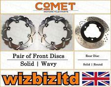 Comet Complete Brake Disc Kit Honda CBR 250 (MC17) 1987 BK222158