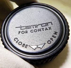 Tamron Rear Lens Cap for Contax C/Y Yashica manual focus  Free Shipping USA