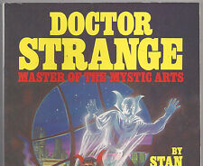 DOCTOR STRANGE Master of the Mystic Arts by Stan Lee from 1979 Fireside book