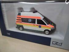 "Rietze - VW T5 ""Medicent Ambulance Rotenburg"" - Nr. 53624 - 1:87"