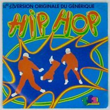Hip Hop 45 tours TF1 1984