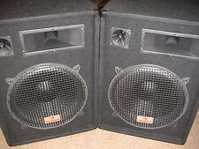 Auna Passive Performance & DJ PA Speakers
