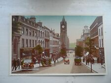 Old postcard Londonderry - Guildhall ,Derry colour postcard Irish Valentine's