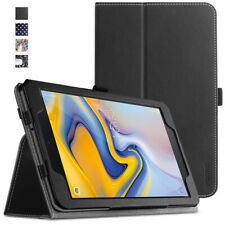 Samsung Galaxy Tab A 8.0 2018 Tablet Case,Poetic Flip Leather Stand Cover