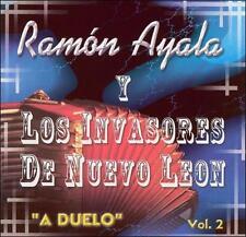 Invasores De Nuevo Leon : Duelo 2 CD