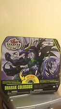 New Bakugan Dharak Colossus Bakugan Gundalin Invaders Dharak Colossus Rare!