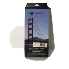 iOgrapher Mobile Media Case for the Ipad Mini- New in Box