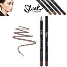 Sleek Makeup Powder Brow Pencil Shape & Sculpt Powder Pencil Medium Brown