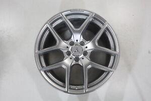 Mercedes Benz AMG Gt GTS C190 Alliage 19 Pouces Jante Einzelfelge A1904010400