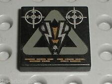 LEGO Espace Space tile ref 3068bpx7 / Set 6977 6905 6969 7315 2965 6837 6907 ...