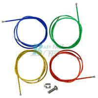 Throttle Clutch Cable Line Clutch Cable Lock For 66cc 80cc Motorised Bike