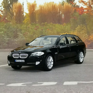 Norev 1/18 BMW 550i F11 Wagon Touring Diecast Car Model Kids Toys Gifts Black