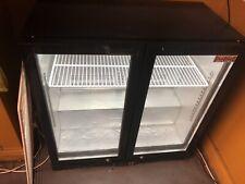 under counter drinks fridge/chiller/cooler. Pub Bar Shop Cafe. 2 Door