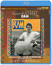 PAUL McCARTNEY (BEATLES) BLURAY, HI RES 5.1 SURROUND, RAM AUDIOPHILE DAP PROMO