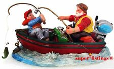Dept. 56 The Catch of the Day Retired 2001 Sow Village 54956 New