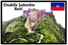 CITADELLE LAFERRIERE, HAITI - SOUVENIR NOVELTY FRIDGE MAGNET - BRAND NEW - GIFT