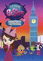 LITTLEST PET SHOP: MYSTERIES AT THE PET SHOP - DVD - Region 1 - Sealed