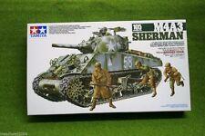Tamiya U.S. M4A3 SHERMAN 105mm Howitzer Medium Tank 1/35 Scale Kit 35251