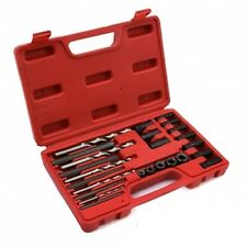 Screw Extractor | 25pc Drill & Guide Set Remove Broken Bolts Fasteners Easy Out