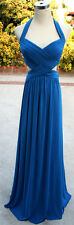 NWT BCBG MAX AZRIA $388 STARLTBLUE Prom Party Gown L