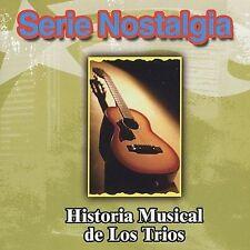 VARIOUS ARTISTS - HISTORIA MUSICAL DE LOS TRIOS NEW CD