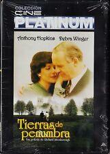 cine platinum: TIERRAS DE PENUMBRA de Richard Attenborough Edición diarios.