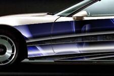 RACE CAR GRAPHICS Vinyl Wrap Decal IMCA Dirt Racing Late Model trailer racing