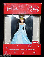 HALLMARK - DISNEY - Cinderella - Christmas tree ornament - 2014 - NIP