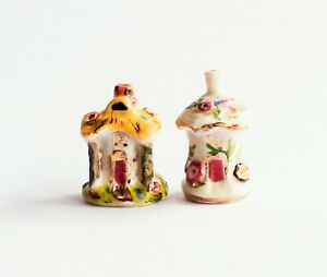 A Pair of Staffordshire Cottages