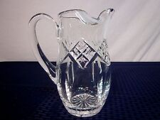 Waterford Crystal Ice Lip Martini Pitcher. 410-286. 1962-. Beautiful.