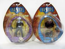 Lot of 2 Farscape Rygel Chiana Action Figures Series 1 Toy Vault Science Fiction