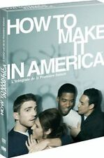 """Coffret 2DVD neuf sous blister """"HOW TO MAKE IT IN AMERICA saison 1"""""""