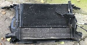 AUDI A4 B8 FACELIFT 2012-2015 FRONT PANEL & RADIATOR 2.0 TDI