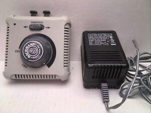 Bachmann 46605A Controller Transformer w/ Power Adapter